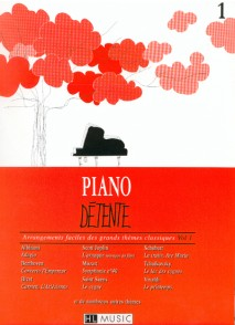HEUMANN H.G. PIANO DETENTE VOL 1