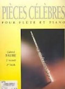 FAURE G. PIECES CLEBRES VOL 2 FLUTE