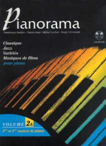 PIANORAMA VOL 2A PIANO