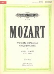 MOZART W.A. SONATES VOL 2 VIOLON