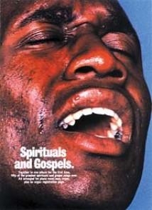 SPIRITUALS AND GOSPELS PIANO CHANT GUITARE
