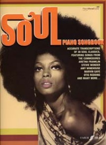 SOUL PIANO SONGBOOK PVG