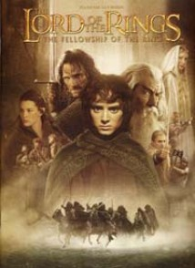 THE LORD OF THE RINGS: THE FOLLOWSHIP OF THE RING PVG