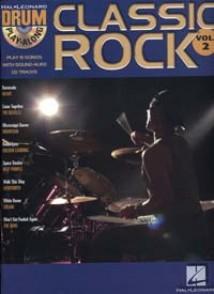 DRUM PLAY-ALONG VOL 02 CLASSIC ROCK