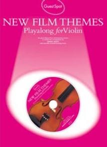 GUEST SPOT NEW FILM THEMES VIOLIN