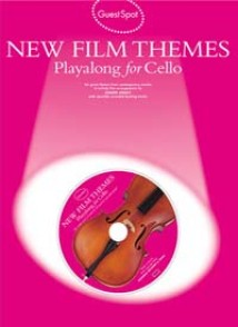 GUEST SPOT NEW FILM THEMES CELLO