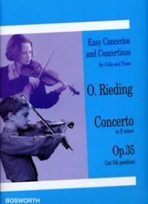 RIEDING O. CONCERTO OP 35 VIOLONCELLE