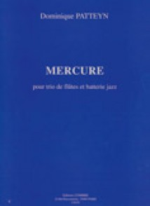 PATTEYN D. MERCURE TRIO DE FLUTES