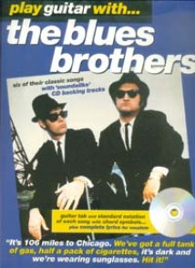 BLUES BROTHERS (THE) PLAY GUITAR WITH