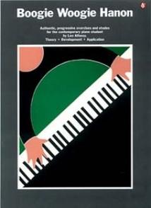 BOOGIE WOOGIE HANON PIANO