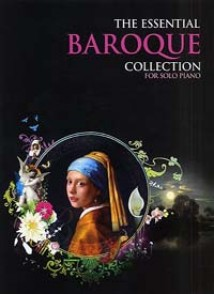THE ESSENTIAL BAROQUE COLLECTION PIANO