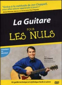 GUITARE POUR LES NULS DVD