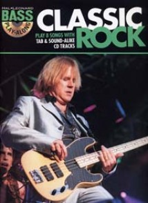 BASS PLAY-ALONG VOL 06 CLASSIC ROCK BASSE