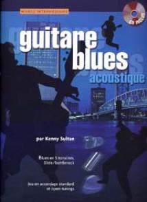 SULTAN K. GUITARE BLUES ACOUSTIQUE