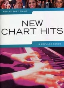 REALLY EASY PIANO NEW CHARTS HITS