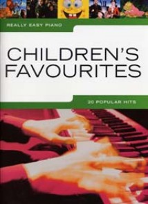 REALLY EASY PIANO CHILDREN'S FAVOURITES