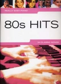 REALLY EASY PIANO 80S HITS