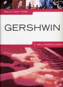 REALLY EASY PIANO GERSHWIN