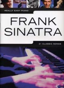 REALLY EASY PIANO SINATRA F.