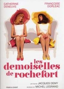 LES DEMOISELLES DE ROCHEFORT PVG