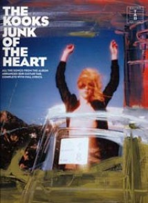 KOOKS JUNK OF THE HEART GUITARE