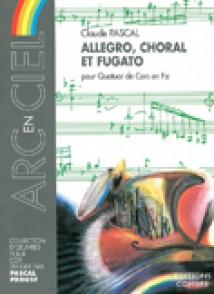 PASCAL C. ALLEGRO CHORAL FUGATO CORS