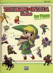 LEGEND OF ZELDA FOR PIANO
