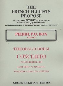 LESAFFRE C. CHANT D'AUTOMNE FLUTE
