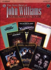 WILLIAMS J. THE VERY BEST OF INSTRUMENTAL SOLOS CLARINETTE