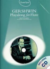 GUEST SPOT GERSHWIN PLAY-ALONG FLUTE