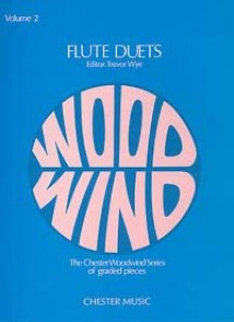 WYE T. FLUTE DUETS VOL 2