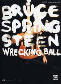 SPRINGSTEEN B. WRECKING BALL GUITARE TAB
