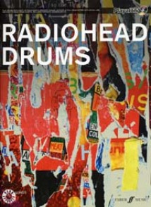 RADIOHEAD AUTHENTIC DRUMSPLAYALONG