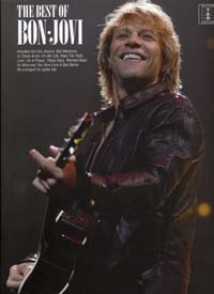 BON JOVI THE BEST OF GUITARE
