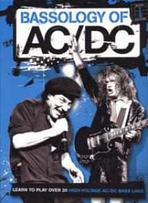 AC/DC BASSOLOGY OF BASSE TAB