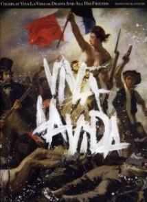 COLDPLAY VIVA LA VIDA OR DEATH PVG