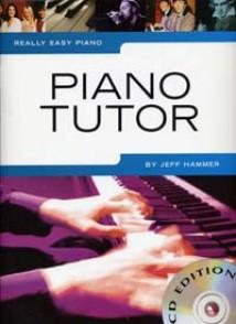 HAMMER J. PIANO TUTOR AVEC CD