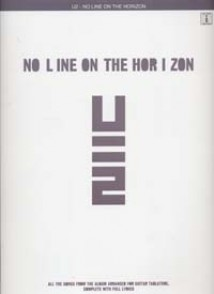 U2 NO LINE ON THE HORIZON GUITAR TAB