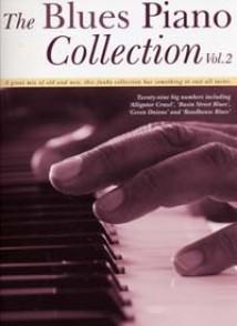 THE BLUES PIANO COLLECTION VOL 2 PIANO