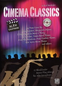 CINEMA CLASSICS FOR SAXO EB