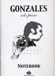 GONZALES NOTEBOOK VOL 1 PIANO