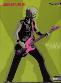 GREEN DAY AUTHENTIC PLAYALONG BASS