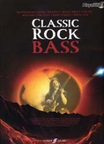 CLASSIC ROCK BASS PLAYALONG
