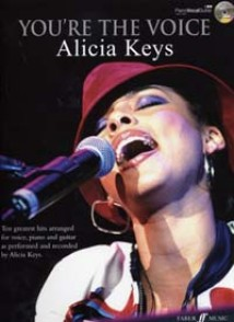 KEYS ALICIA YOU'RE THE VOICE PVG