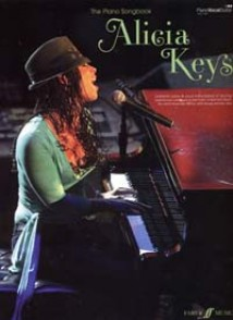 KEYS ALICIA THE PIANO SONGBOOK