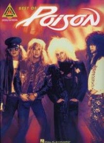 POISON BEST OF GUITARE TAB