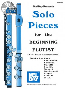 SOLO PIECES FOR BEGINNING FLUTIST FLUTE