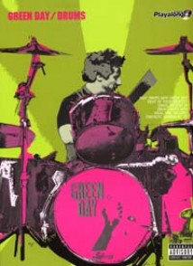 GREEN DAY PLAYALONG DRUMS