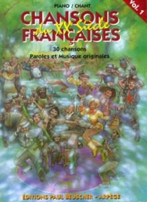 CHANSONS FRANCAISES DU XXe SIECLE VOL 1