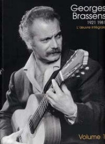 BRASSENS GEORGES L'OEUVRE INTEGRALE 1921-1981 VOL 1 PVG